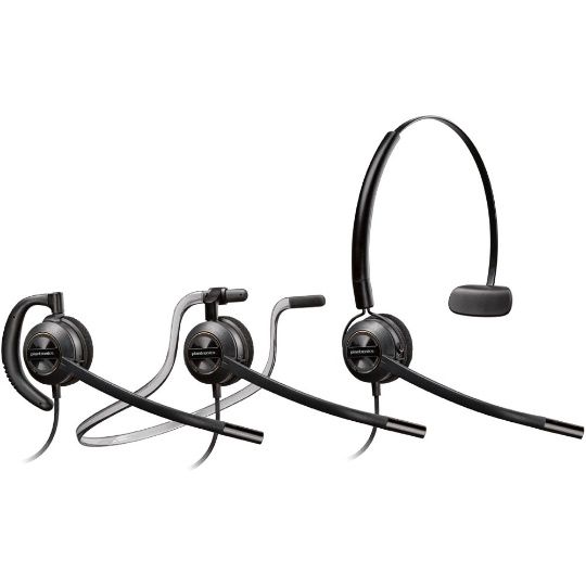 Plantronics EncorePro 540 3-in-1 Headset