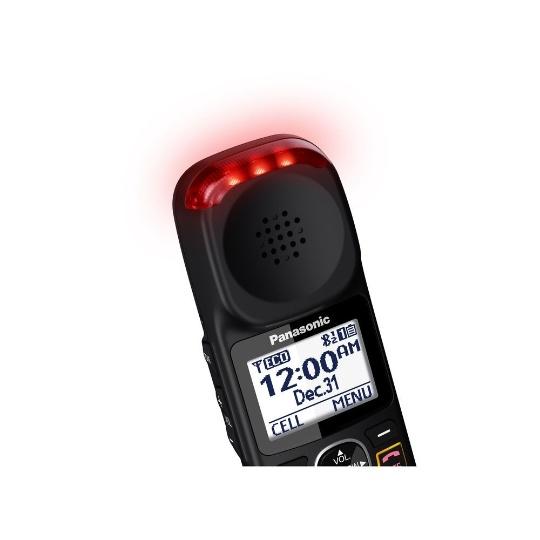 Panasonic Link2Cell KX-TGM430B Amplified Bluetooth Phone Expansion Handset