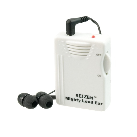 Reizen Mighty Loud Ear Hearing Enhancer