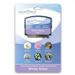 White Noise Sound Card for S-550-05 Sound Therapy System