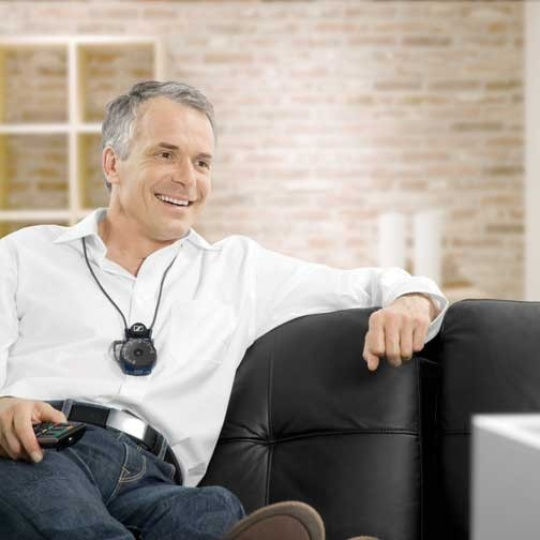 Sennheiser Set 840S RF TV Listening System with Bodypack Receiver