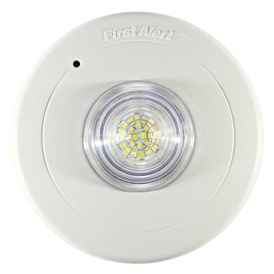 BRK Electronics SC9120B Hard Wired T3 Smoke / T4 Carbon Monoxide Ionization Alarm with Strobe