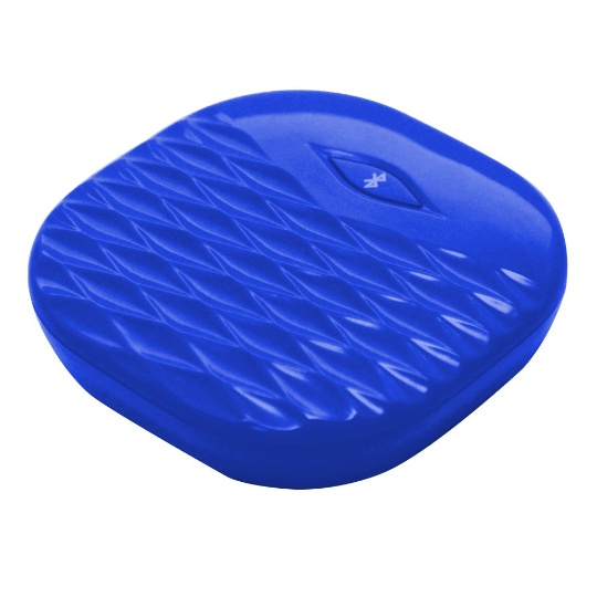 Amplifyze TCL Pulse Blue Bluetooth Vibrating Bed Shaker