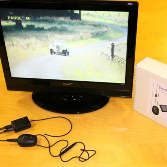 Conversor TV Pro TV Listening System