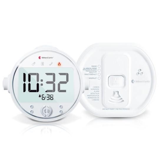 Bellman & Symfon Visit Carbon Monoxide Safe Value Pack 9