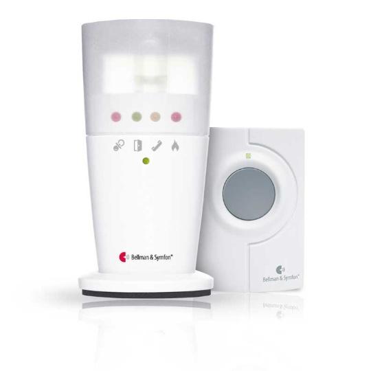 Bellman & Symfon Visit Care Home Alerting Solution