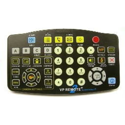 Large Button Videophone Remote Control VPR200