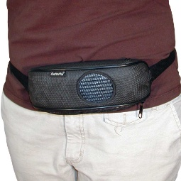 Chattervox Voice Amplifier Neoprene Waist Pack