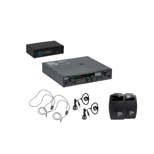 Listen Technologies Wi-Fi / RF Base System