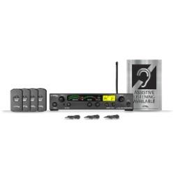 Listen Technologies Assistive Listening DSP Value Package
