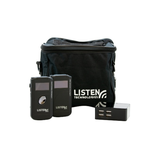 Listen Technologies Listen TALK Personal One-Way FM System