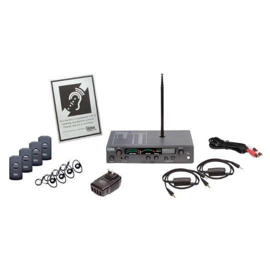 Listen Technologies iDSP Prime I RF System