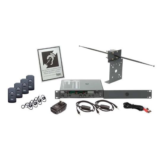 Listen Technologies iDSP Prime II RF System
