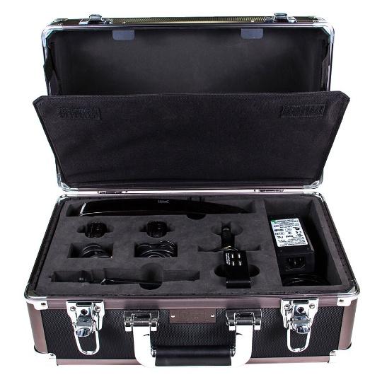 ListenIR iDSP Portable FM System