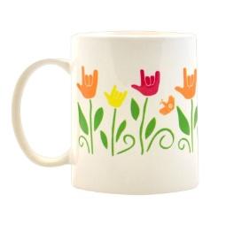 ILY Garden Ceramic Mug