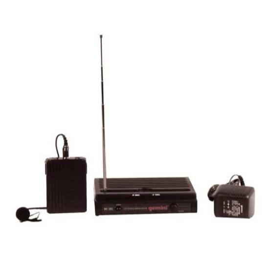 Oval Window Lavalier Microphone