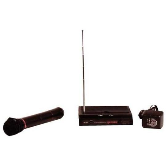 Oval Window Hand-Held Microphone