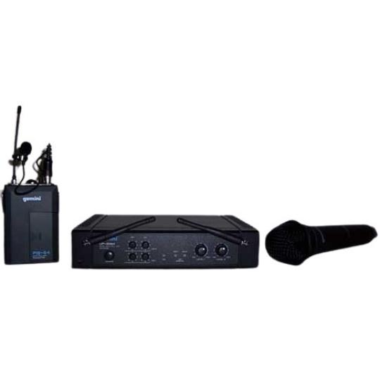 Oval Window Dual Wireless Microphone System