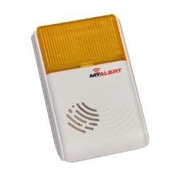 Silent Call MyAlert TRS102 Phone / Videophone Ring Signaler