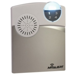 Silent Call MyAlert WR101 Remote Receiver