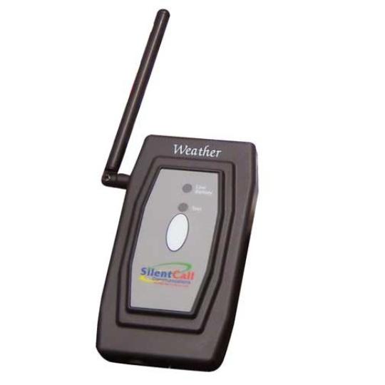 Silent Call Signature Series Weather Alert Transmitter