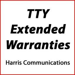 Ultratec Minicom IV TTY 1-Year Extended Warranties