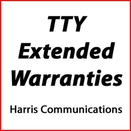 Ultratec Superprint 4425 TTY 1-Year Extended Warranties