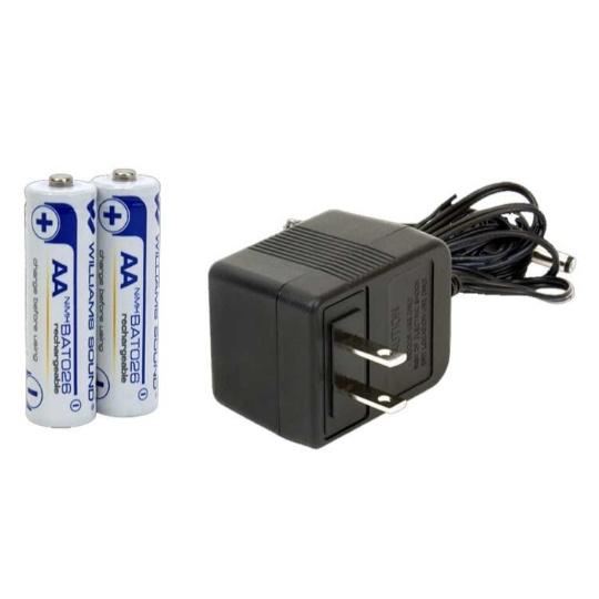 Williams Sound Pocketalker Pro Amplifier Rechargeable Battery Kit