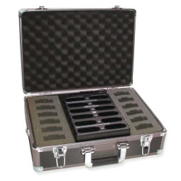 Williams Sound PPA R35 3V Charger Carry Case