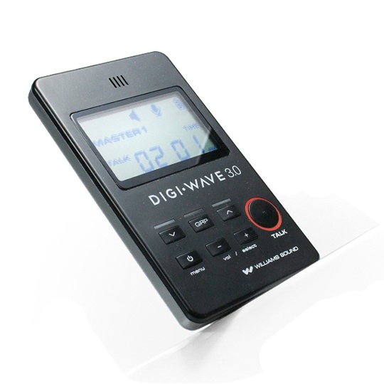 Williams Sound Digi-WAVE VIP Tour Guide Package with 12 Transceivers