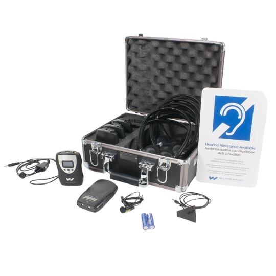 Williams Sound FM ADA Compliance Kit