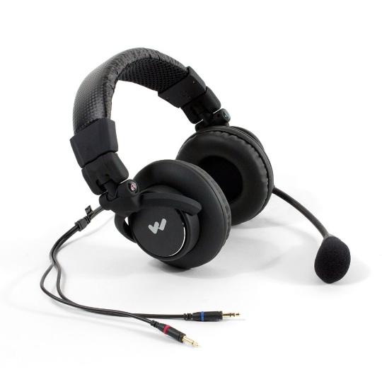 Williams Sound MIC 058 Dual Muff Headset Microphone