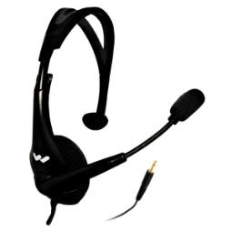 Williams Sound MIC 144 Dual-Muff Headset Microphone