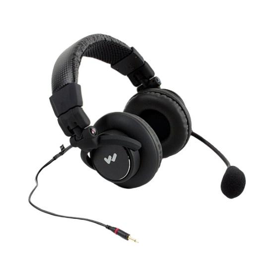 Williams Sound MIC 158 Dual-Muff Headset Microphone