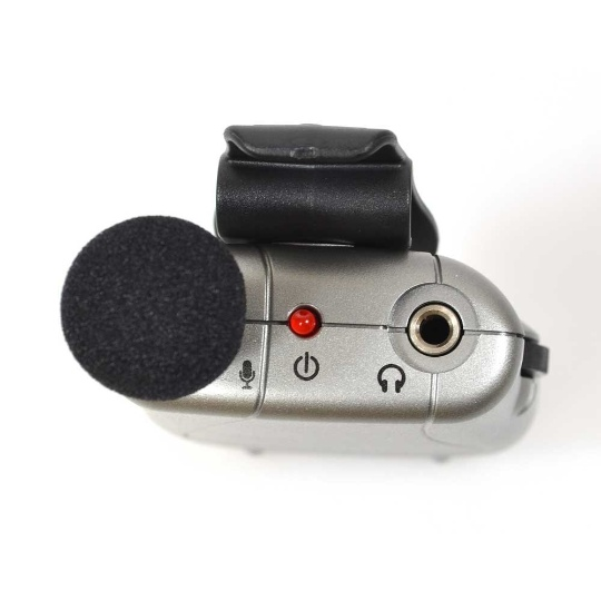 Williams Sound Pocketalker Ultra Personal Sound Amplifier with Dual Mini Earphone E14