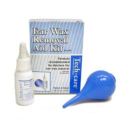 Tech-Care Ear Wax Removal Aid Kit