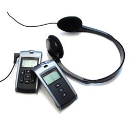 Comfort Audio Contego FM HD Communication System with Earphone & Headphone