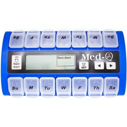 Med-Q Blue Automatic Pill Dispenser