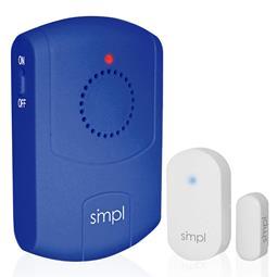 SMPL Technologies Wander Alert Wireless Door Sensor & Alarm Kit