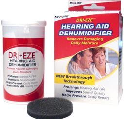 Dri-Eze Hearing Aid Dehumidifier