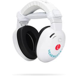 Lucid Audio Baby HearMuffs SOUNDS | White