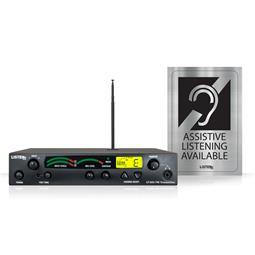 Listen Technologies LT-800-072-P1 RF Transmitter | Package 1
