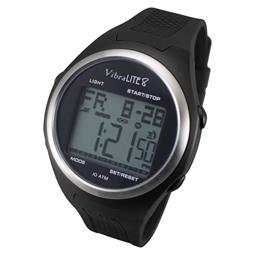 VibraLITE 8 Vibrating Reminder Watch | Black