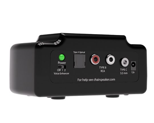 ChairSpeaker CS3.0 TV Listening System