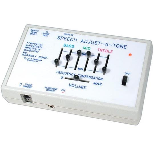 Speech Adjust-a-Tone