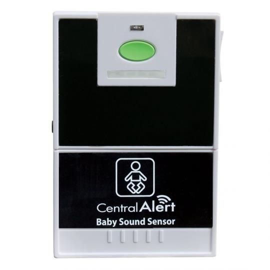 Serene Innovations CentralAlert Notification System CA-BX Baby Cry Sensor