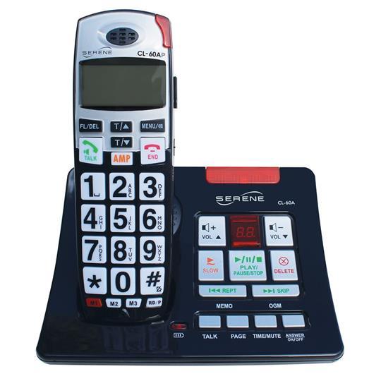 Serene Innovations CL-60A Amplified Phone