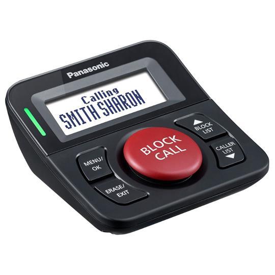 Panasonic KXTGA710B Call Blocker