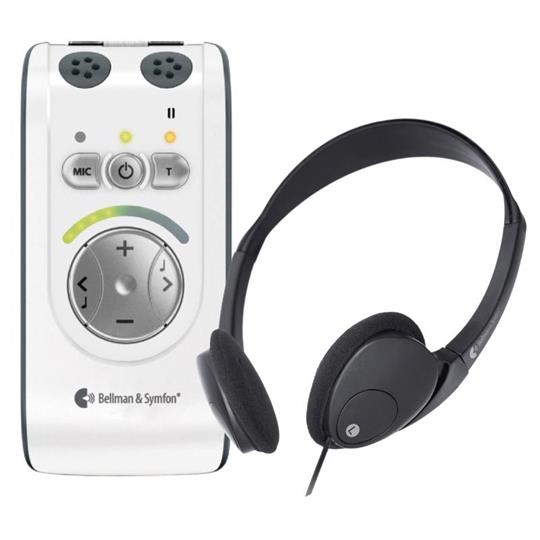 Bellman & Symfon Mino Personal Amplifier with Headphones