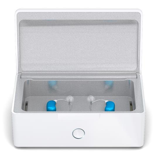 PerfectDry QR Hearing Aid Drying System